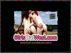 Girls Out West - Hairy...